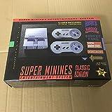 Super NES Mini Retro Video Game Console Entertainment System Built-in 500 Classic NES Games