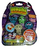 Moshi Monsters Halloween Moshlings 5 Pack - Jeepers, Mr Snoodle, Ecto, Pooky & Surprise Figure