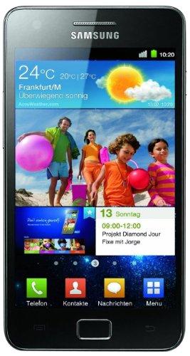 Samsung i9100 Galaxy S2 Smartphone Android 3G+ Wifi 16 Go Noir