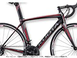 KUOTA(クォータ) 2016 KOUGAR(クーガー) ロードフレームセット グレー×レッド L(507) 6S80306144494