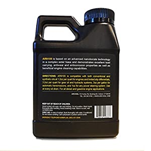AR9100-16oz for All Vehicles- Powerstroke Cold Starts, an Injector Stiction Solution by Archoil