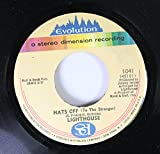 Lighthouse 45 RPM Hats Off (To The Stranger) / Sing, Sing, Sing