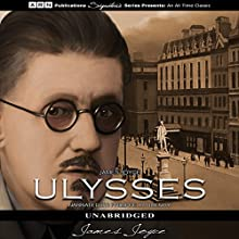 Ulysses Audiobook by James Joyce Narrated by Philippe Duquenoy