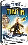 Les aventures de tintin : le secret de la licorne - Boitier métal - Collection TOPITO - Combo BD + DVD [Blu-ray] [Blu-ray + DVD - Édition boîtier métal FuturePak]...