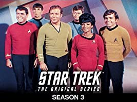 Star Trek Original (Remastered) Season 3 [HD]