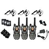 Motorola MT352TPR - 35 Mile Range Talkabout ?? 2-Way Radios 3-PACK by Motorola