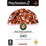 Roland Garros 2005 : Powered by Smash Court Tennispar Sony