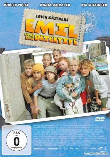 Emil und die Detektive [Edizione: Germania]