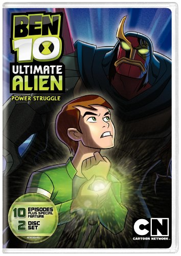 Ben 10 Ultimate Alien: Power Struggle [DVD] [Region 1] [US Import] [NTSC]