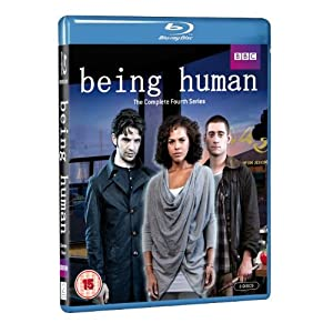 Being Human: Series 4 [Blu-ray] [Import anglais]