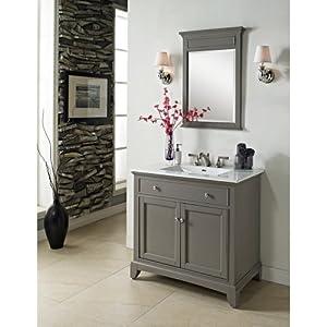 """Amazon.com: 36"""" Vanity: Home Improvement"""