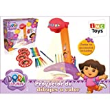 Dora Drawing Projector Simple, Multi Color
