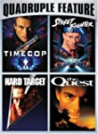 Van Damme Action Pack Quadruple Featu...