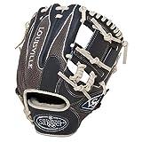 Louisville Slugger 11.25-Inch FG HD9 Baseball Infielders Gloves, Navy/Grey, Right Hand Throw, 11.25 Inches/Navy/Grey