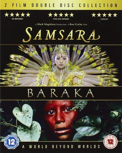 Samsara/Baraka [Blu-ray] [Edizione: Regno Unito]
