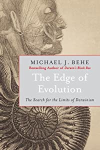 "Cover of ""The Edge of Evolution: The Sear..."
