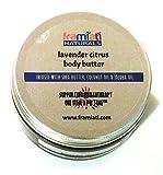 FraMiATi Naturals Lavender Citrus Body Butter, Regular