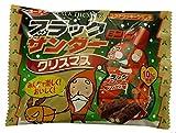有楽製菓 ブラックサンダーミニバークリスマス 191g×6袋