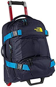 The North Face Longhaul 30 Wheeled Luggage Travel Bag - Cosmic Blue/Louie Blue, One Size