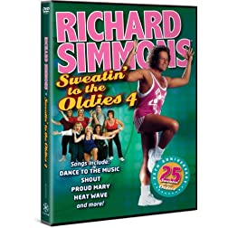Richard Simmons - Sweatin' to the Oldies 4