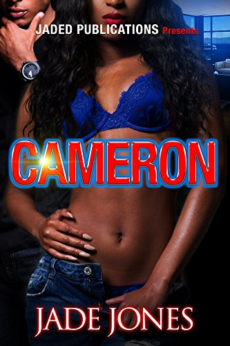 Book: Cameron by Jade Jones