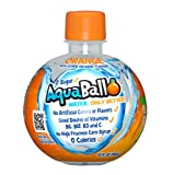 AquaBall Naturally Flavored Water, Orange, 12-Ounce (Pack of 12)