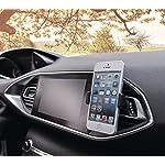 Smartphone Halterung Auto KFZ für Lüfter Lüftungsschlitze für Motorola Moto G 3 2 1 E X Play RAZR i LG L70 D320 G Flex 1 2 3 4 c s Magna V10 E460 Optimus L 5 9 K 10 Joy Mini G G2 Bello 1 2 Leon Y 70 50 Spirit