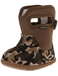Baby Bogs Classic Camo Waterproof Winter & Rain Boot (Toddler)