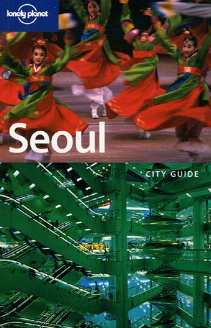 Lonely Planet Seoul, MARTIN ROBINSON