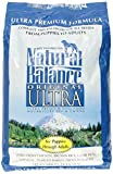 Natural Balance Dry Dog Food, Ultra Premium Whole Body Health Formula, 30 Pound Bag