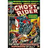 (24x36) Ghost Rider Marvel Comics Poster