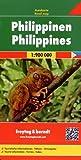 Filipinas, Mapa de carreteras. Escala 1:900.000