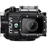 Veho VCC-006-K2 MUVI K-Series K2 1080p Wi-Fi Handsfree Camcorder with 16MP Camera and Waterproof Case