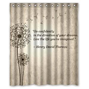 special designed blowing dandelion quotes