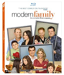 Modern Family: The Complete First Season [Blu-ray]