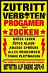 Gaming - Poster - ProGamer am Zocken...