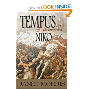 Tempus (Sacred Band of Stepsons: Sacred Band Tales) (Volume 1) by Janet Morris