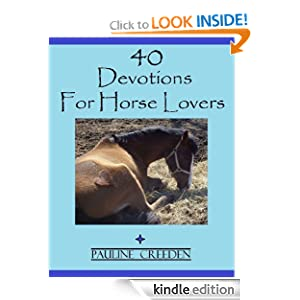 40 Devotions for Horse Lovers