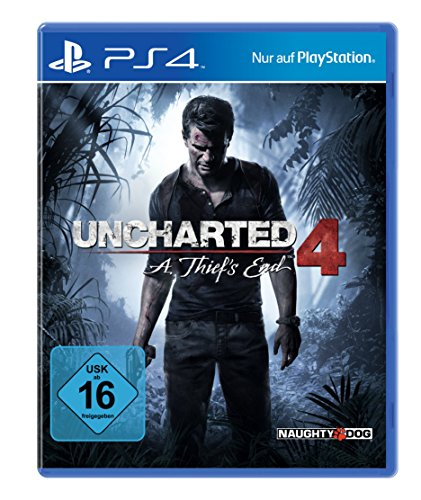 Sony Computer Entertainment PS4 Uncharted 4: A Thief's End