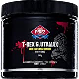T-REX GlutaMax - High L-Glutamin Matrix - 250 g - 6000g L-Glutamin - Premium Aminosäuren Pulver