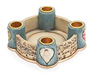 Nativity Advent Candle Holder – I Believe That Christmas