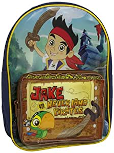 Disney Jake and The Neverland Pirates Backpack