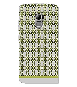 PrintDhaba Flower Pattern D-1486 Back Case Cover for LENOVO VIBE X3 LITE (Multi-Coloured)