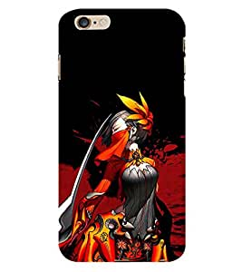 ifasho Designer Phone Back Case Cover Apple iPhone 6S ( Quotes on Life is a Story Make it Bestseller )