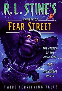 The Attack Of The Aqua Apes; Nightmare In 3-D (Turtleback School & Library Binding... by R. L. Stine