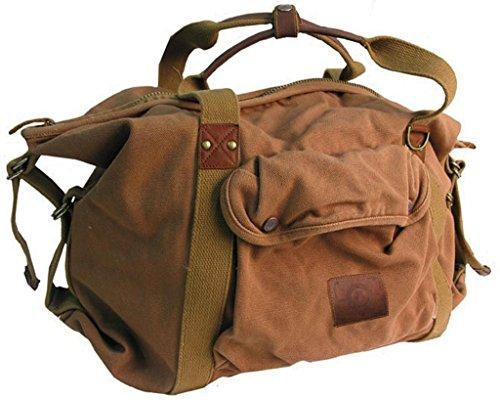Kakadu Traders Weekender Bag, Rhino Concertina