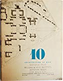 img - for Architecture at Rice University : # 10 Three Cities 1963 book / textbook / text book
