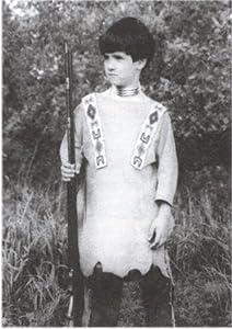Boy's Indian War Shirt Pattern