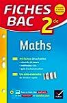 Fiches bac Maths 2de: fiches de r�vis...