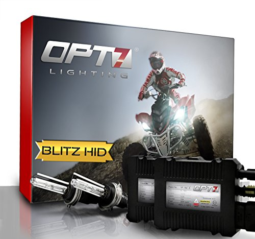 OPT7 ATV Side HID Kit 880 885 893 899 Hot PINK Headlight Xenon Light Bulbs 4x4 (Hot Pink Lightbulbs compare prices)